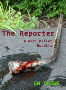 first try at cover for reporter